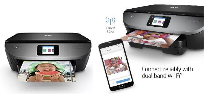 HP Envy Photo 7100 with Dual Band Wi-Fi